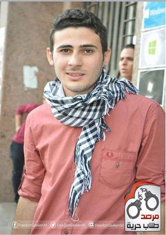 الطالب / عبدالرازق طارق