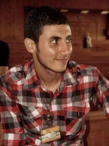 الطالب / السعيد عادل محمد