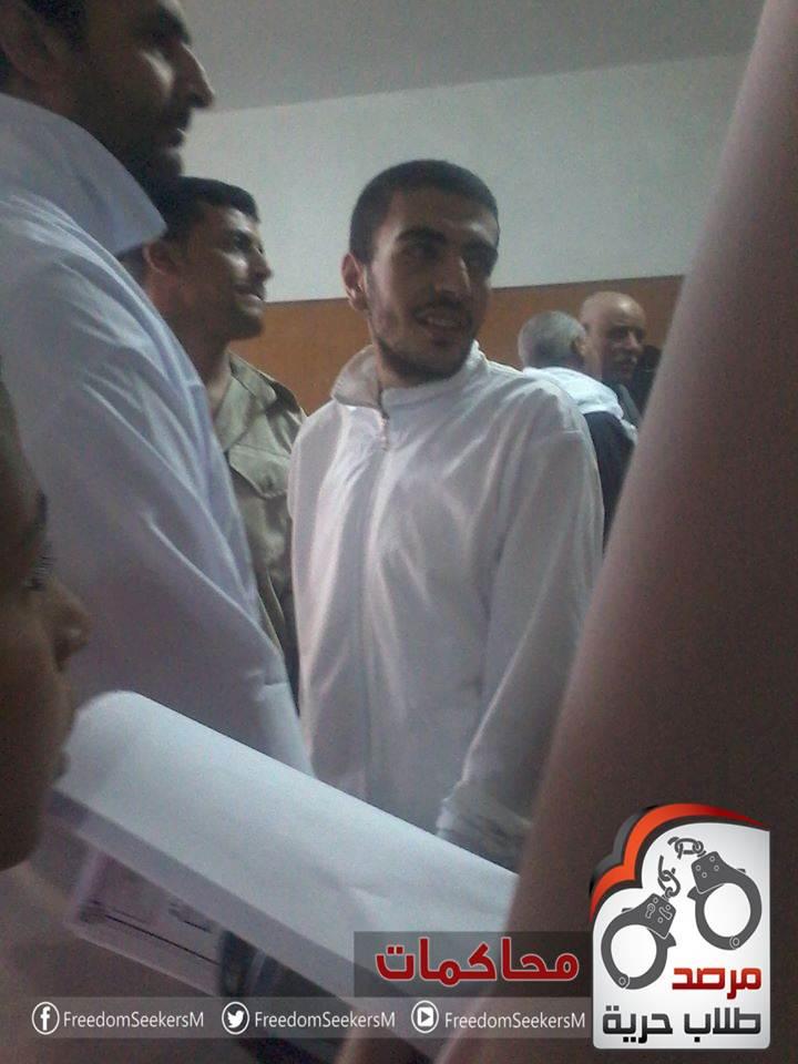 الطالب / أحمد الشيخ
